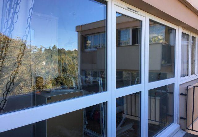 pose de fenêtre pvc blanc à savigny 91
